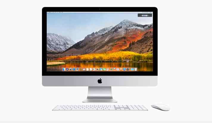Apple iMac with Retina 4K display 21,5
