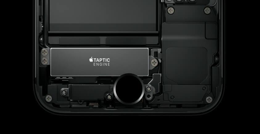 Apple iPhone 7 Plus 128gb Black camera