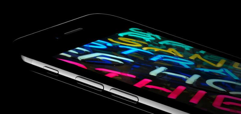 Apple iPhone 7 Plus 128gb Black design