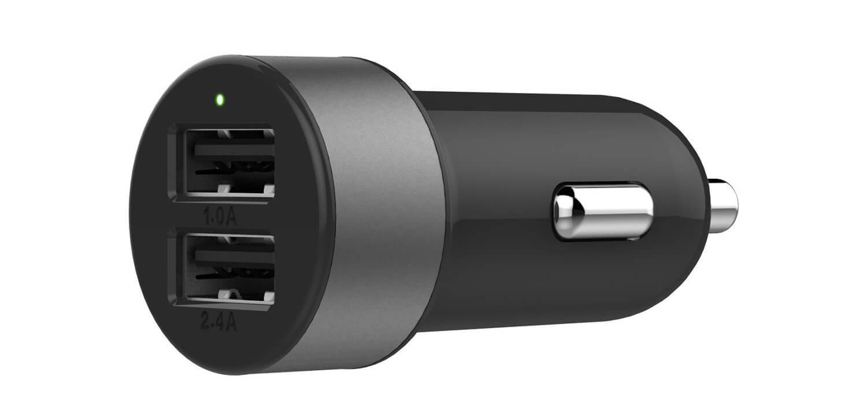 Lab.C Dual USB Car Charger A.L (3.4 A)