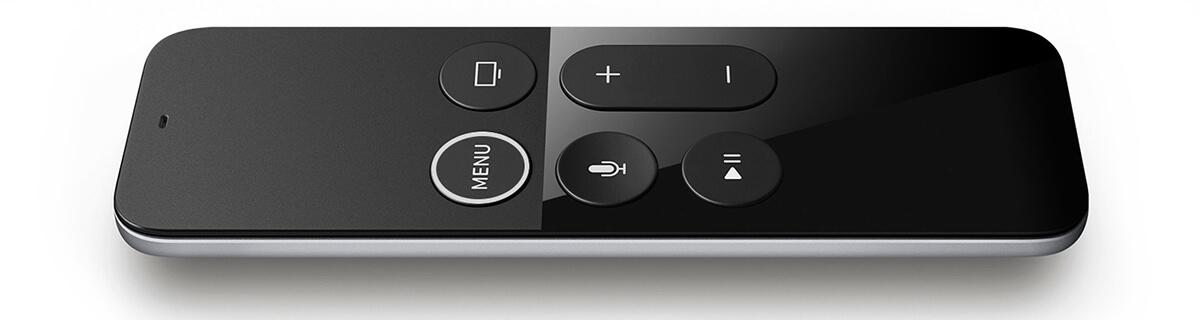 Apple TV 4K пульт