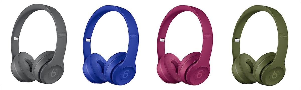 Наушники Beats by Dr. Dre Solo 3 Wireless