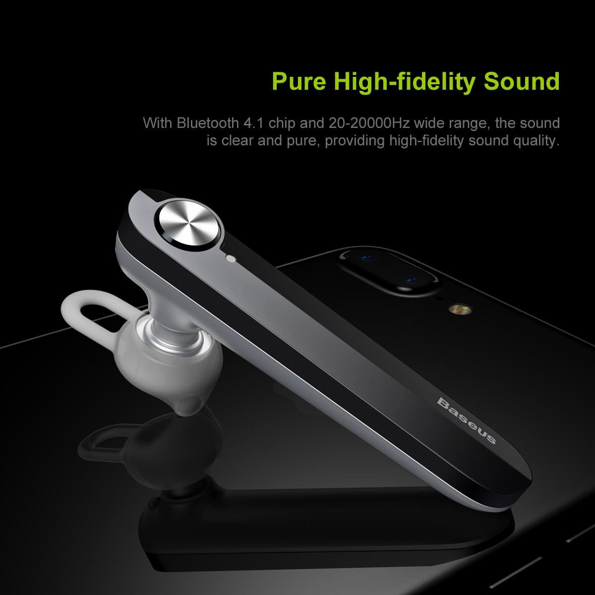 Bluetooth гарнитура Baseus Timk Series Earphones