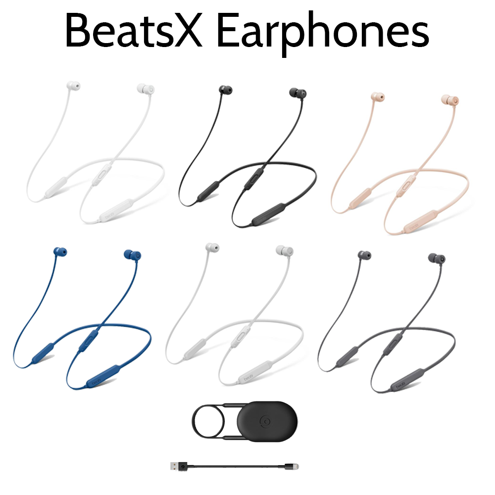 Beats by Dr. Dre Beats X Earphones