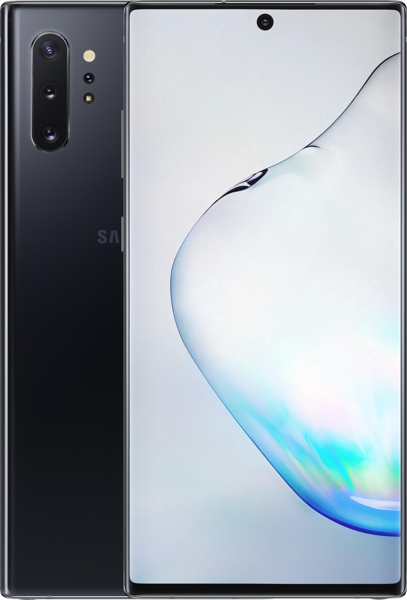 Samsung Galaxy Note 10 Plus N975F DS 12/256GB Black (SM-N975FZKDSEK) (UA UCRF)