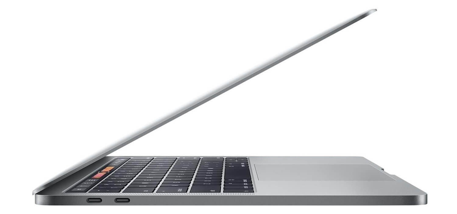 MacBook Pro 13 Space Gray Touch Bar 2017 (MPXW2)