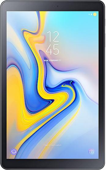 Планшет Samsung Galaxy Tab A T590 10.5 WiFi 3/32GB Black (SM-T590NZKA)