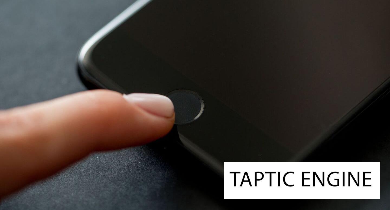 iPhone 7 Taptic engine