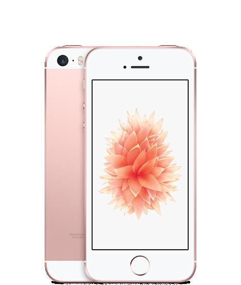 Apple iPhone SE 16gb Rose Gold Neverlock