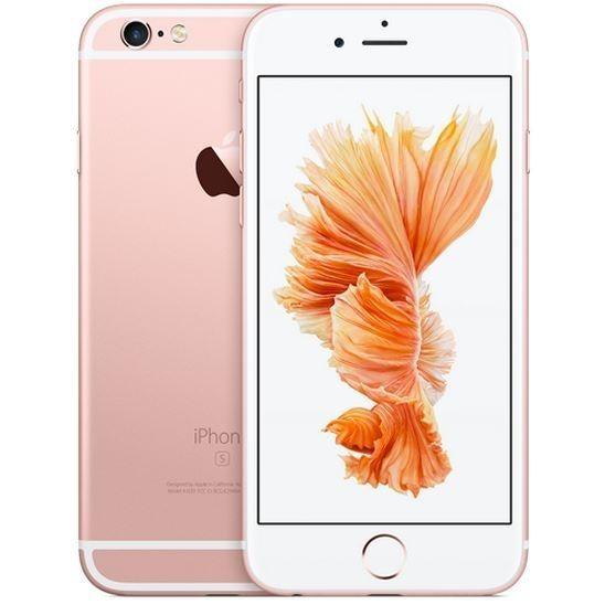 Apple iPhone 6s 16gb Rose Gold Neverlock