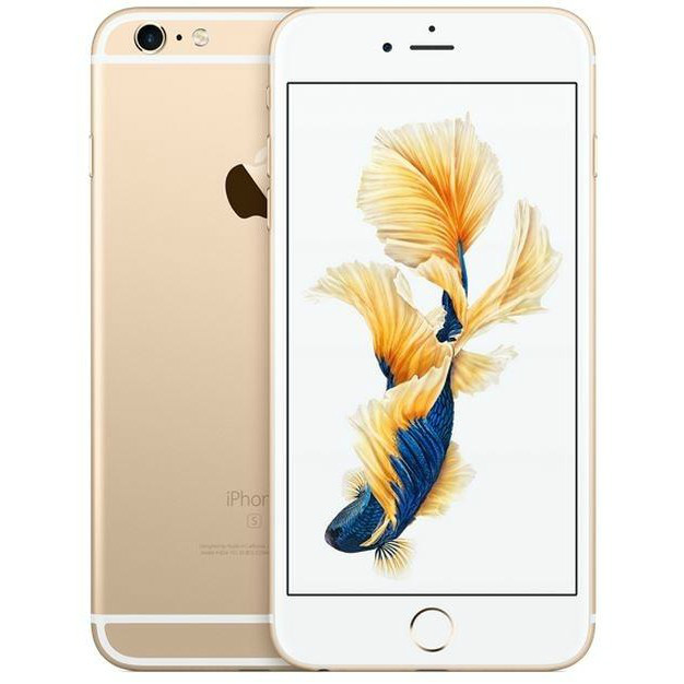 Apple iPhone 6s Plus 16gb Gold Neverlock