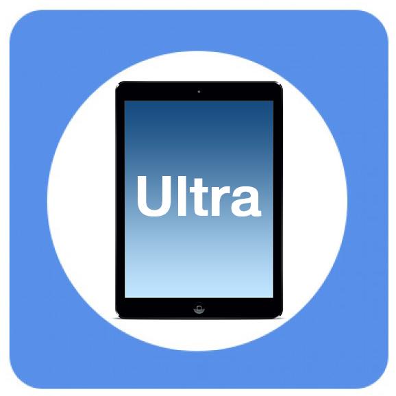 """Пакет программ """"Ультра"""" для iPad"""
