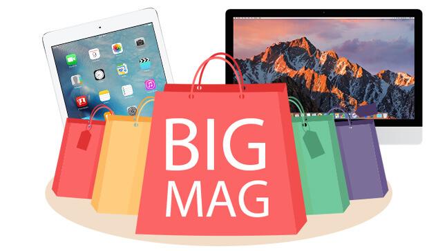 интернет магазин bigmag