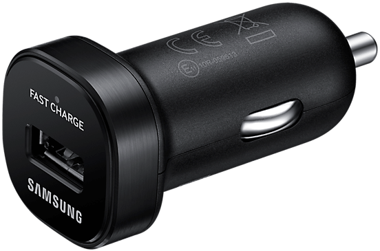 Купить Автомобильное з/у Samsung Single USB Fast Charge (5.0V, 2.0A ORI)
