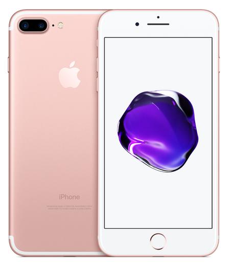 Купить IPhone 7 Plus б/у, iPhone 7 Plus бу 256gb, Rose Gold 5/5, Apple
