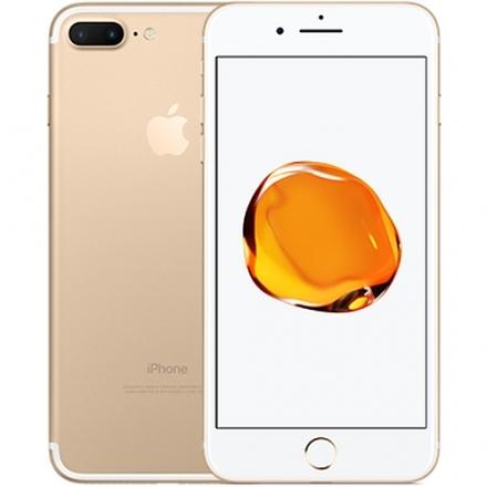 Купить IPhone 7 Plus б/у, iPhone 7 Plus бу 128gb Gold 5/5, Apple