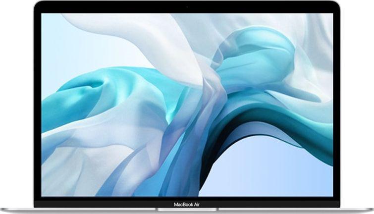 Купить MacBook Air, Apple MacBook Air 13 Silver 2019 (MVFK2)