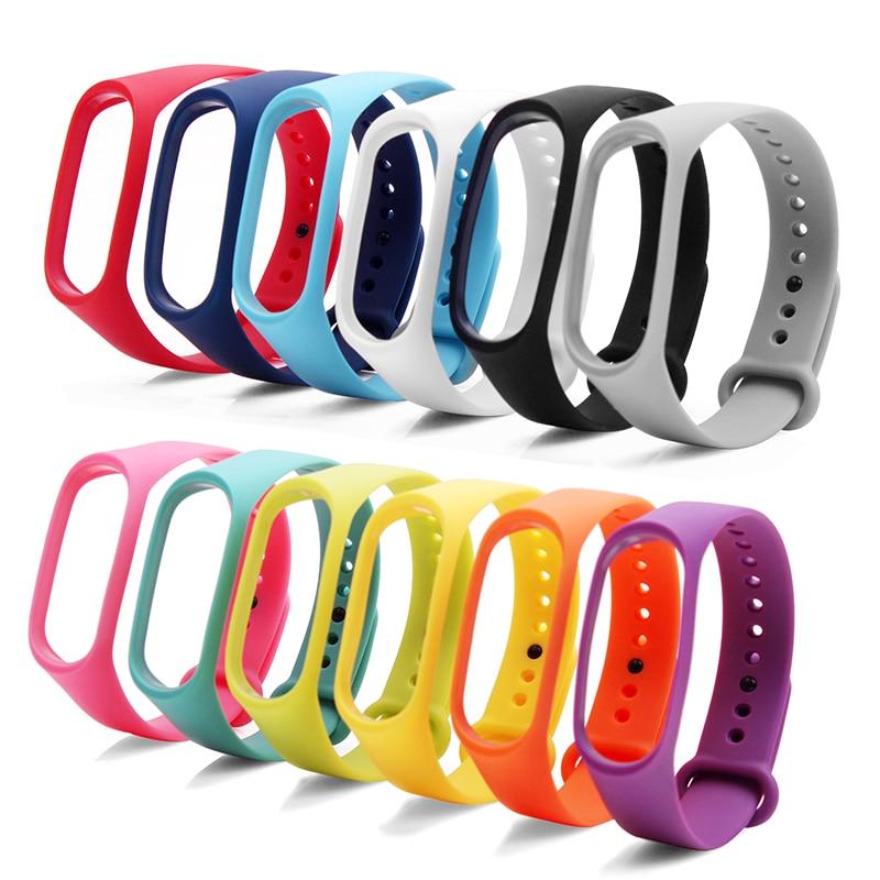 Купить Ремешки и браслеты для смарт-часов, Комплект ремешков для Xiaomi Mi Band 4 (3шт), Другие производители