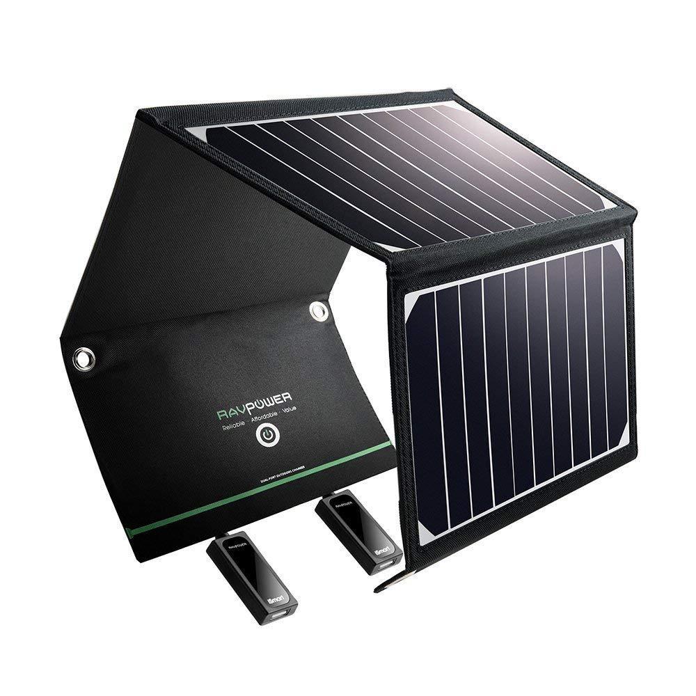 Купить Зарядное устройство RAVPower Solar Panel (RP-PC008)