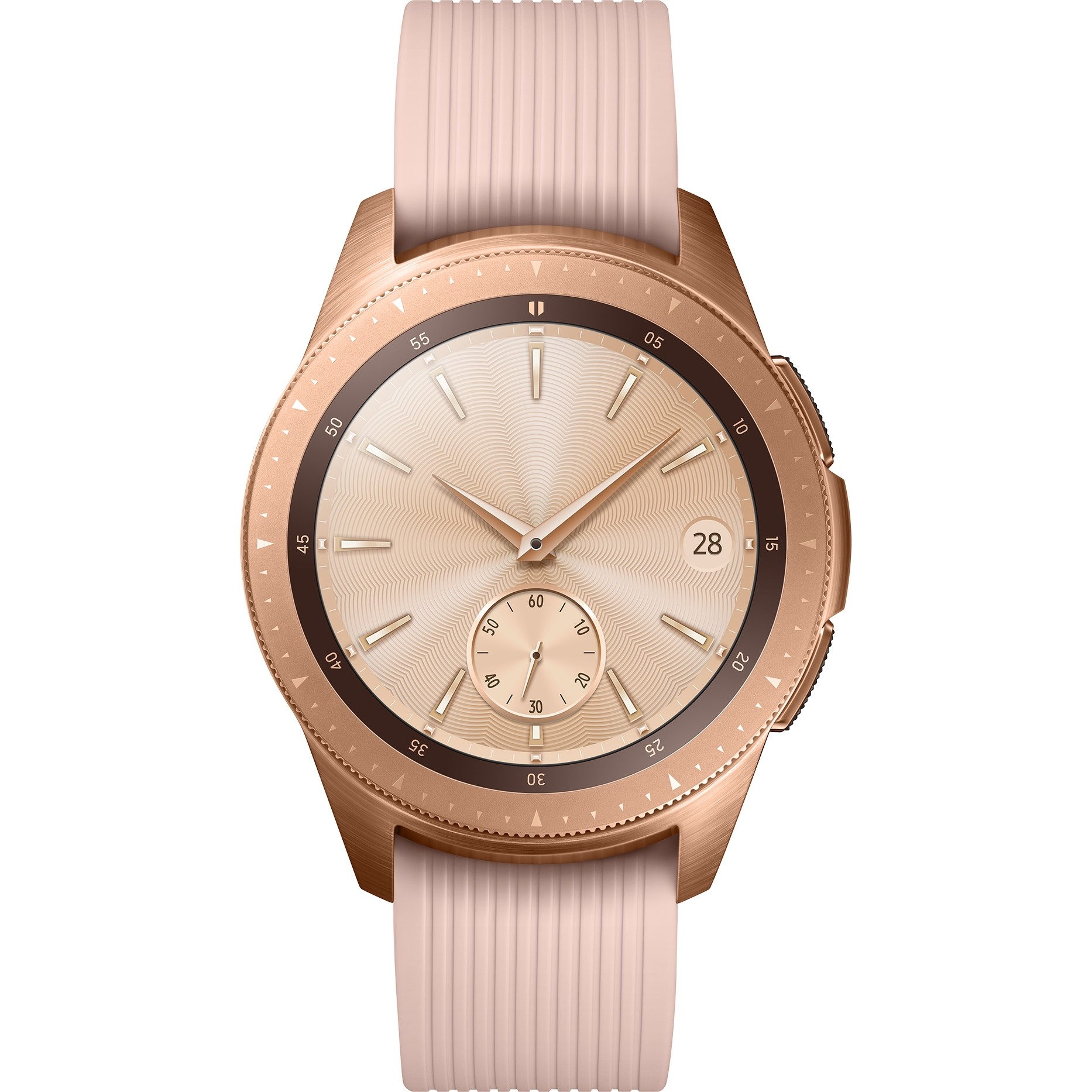 Купить Смарт-часы и браслеты, Смарт-часы Samsung Galaxy Watch 42mm Rose Gold (SM-R810NZDA)