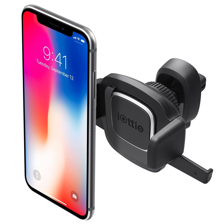 Купить Автомобильный держатель для смартфона iOttie Car Holder Air Vent Mount Easy One Touch 4 (HLCRIO126)