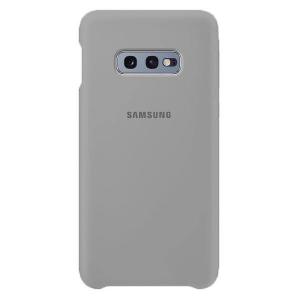 Купить Смартфоны, Чехол Samsung Silicone Cover для Samsung Galaxy S10e Grey