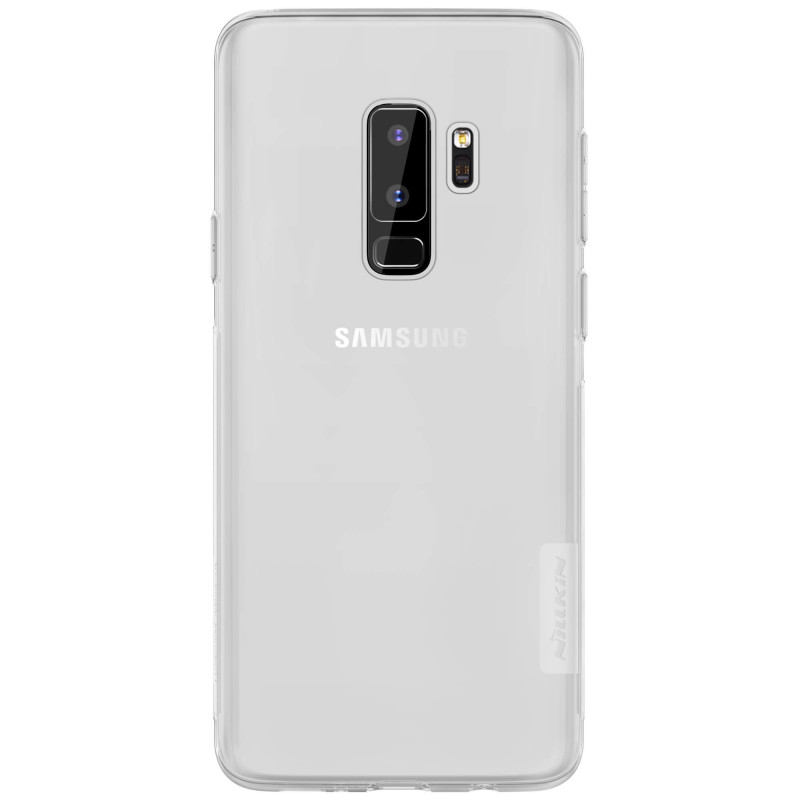 Купить Смартфоны, Чехол Nillkin Nature Series TPU для Samsung Galaxy S9 Plus Clear