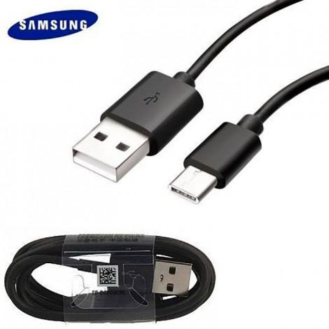 Купить Кабель USB Type-C Samsung USB Cable to USB-C Black -1.5m