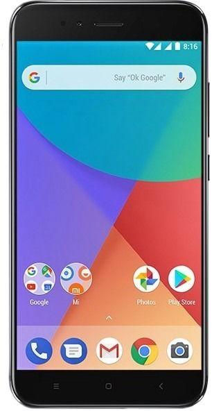 Купить Xiaomi Mi A1 4/32GB Black (Global)