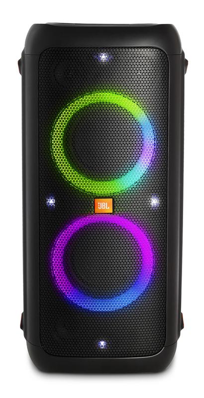 Купить Колонки, Акустическая система JBL Party Box 200 (JBLPARTYBOX200EU)