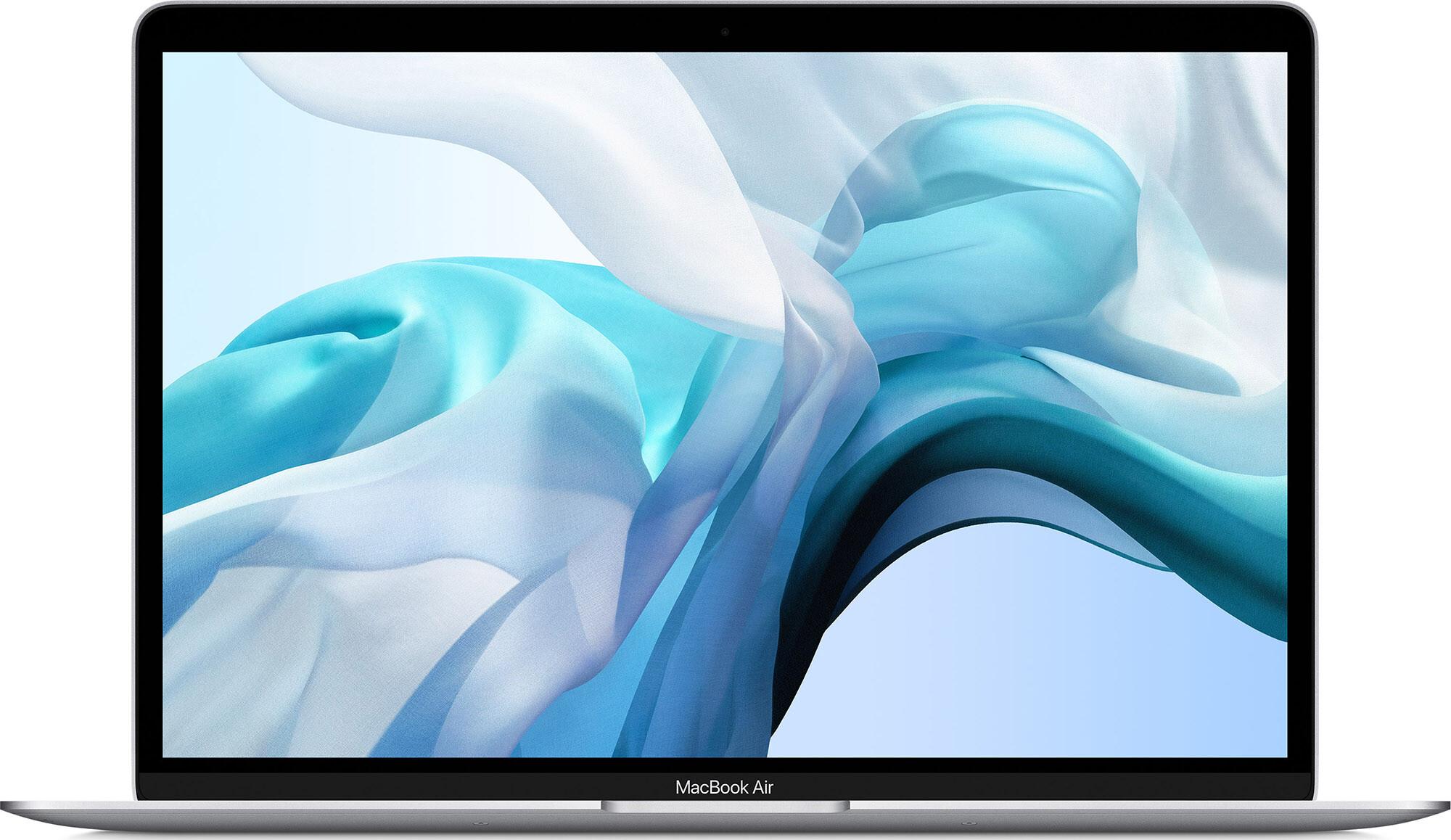 Купить MacBook Air, Apple MacBook Air 13 Silver 2020 (Z0YK0006Z)