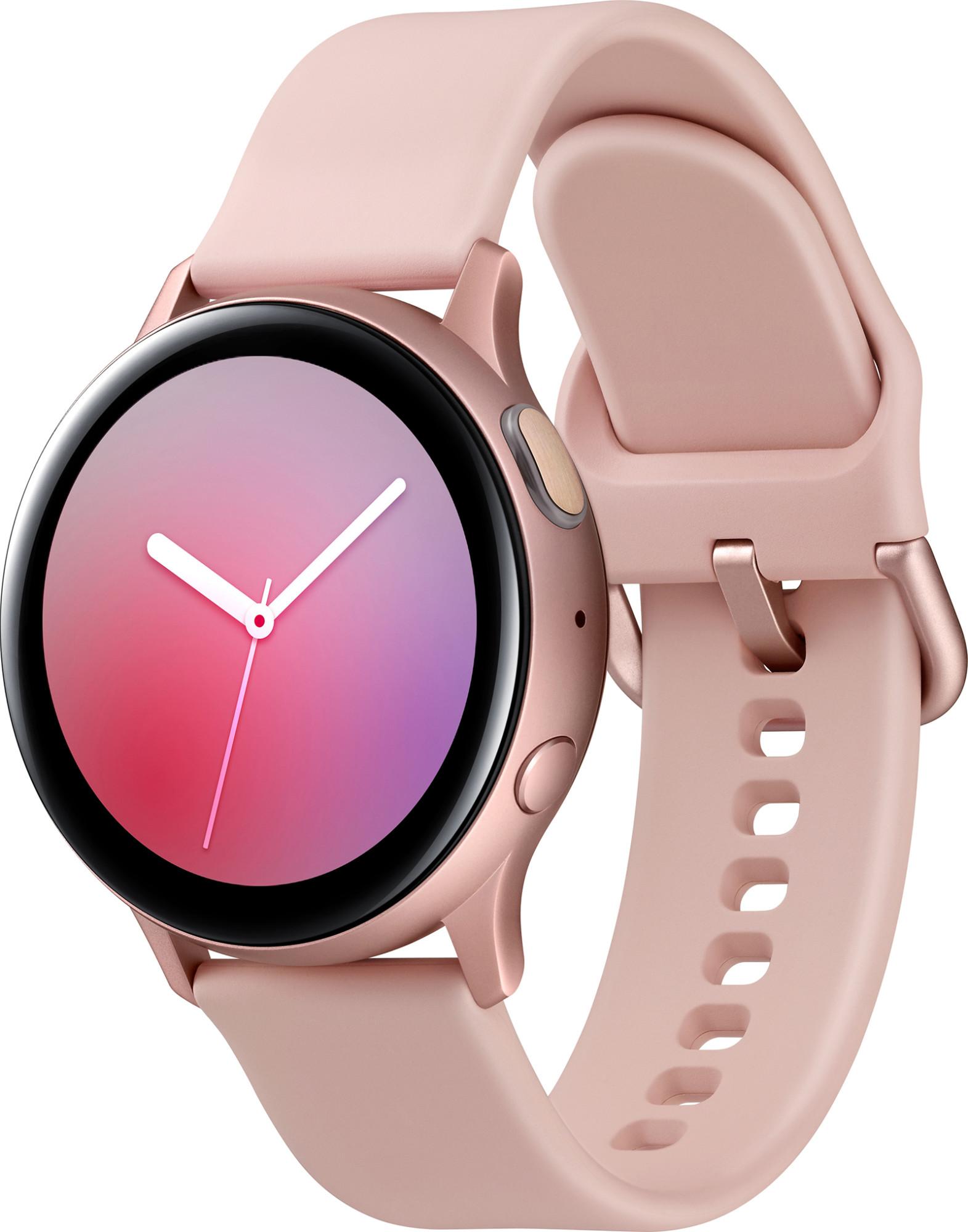 Купить Смарт-часы и браслеты, Смарт-часы Samsung Galaxy Watch Active 2 44mm Gold Aluminium (SM-R820NZDA)